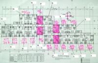 Chính chủ bán chung cư 60 Hoàng Quốc Việt, căn 2005, DT: 100.93m2, bán giá 27 tr/m2. LH: 0963166736