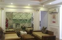 Bán căn 48m2, 2 phòng ngủ tại chung cư mini Vân Hồ, full nội thất, chiết khấu cao