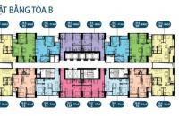 Chi tiết căn hộ 1 ngủ chung cư Intracom Riverside Vĩnh Ngọc