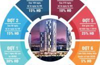 Bán chung cư HPC Landmark 105, DT 76m2 đầy đủ nội thất cao cấp, giá 19tr/m2