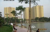 Cần bán căn góc đẹp view hồ chung cư Vĩnh Hoàng giá rẻ