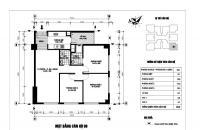 Gấp cần bán căn số 9 N03T1 Ngoại Giao Đoàn, tầng đẹp, view hồ điều hòa. DT 95m2, bán cắt lỗ 2.6 tỷ