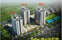 Bán căn hộ chung cư tại phường Việt Hưng, Long Biên, Hà Nội. Diện tích 120m2, giá 19 triệu/m²