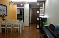 Bán căn hộ DT 120m2, chung cư cao cấp Rainbow, Văn Quán, Hà Đông, 3PN, 2WC, full đầy đủ nội thất