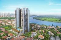 Suất ngoại giao căn 2PN, 3PN chung cư 122 Vĩnh Tuy full nội thất từ chủ đầu tư, LH 0968 266 899