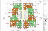 Bán căn hộ chung cư FLC 265 Cầu Giấy, căn tầng 2002 DT: 117m2 giá: 31tr/m2. LH: 0989540020