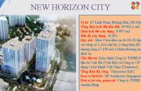Nhạc nước lãng mạn, bên cạnh Vinhomes Time City, nhận nhà ở ngay New Horizon City, 0987 187 987