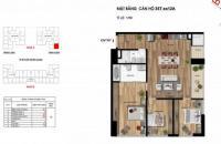 Chính chủ cần bán gấp căn góc A12A, chung cư Imperia Garden, Thanh Xuân- 105m2- 3,8 tỷ