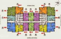 Chính chủ bán căn 1203 chung cư CT36 Định Công, DT 59.8m2, giá cực rẻ. Gía bán 19tr/m2, 0936071228