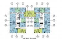 Không đủ tiền thanh toán, bán căn hộ 1601,dt 88.3m2 CC FLC Đại Mỗ, bán nhanh chuẩn giá gốc