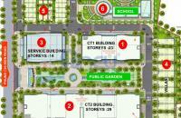 Cần tiền bán CC Tràng An Complex 2110 CT1(104m2) và 1501 (74,4m2) giá 28tr/m2. C Nhung 0961980322
