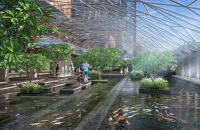 Bán suất ngoại giao căn hộ 12A07 tòa T1, Sun Ancora số 3 Lương Yên, view đẹp, phố cổ