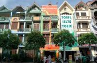 Bán lô đất liền kề tự xây khu đô thị mới Văn Quán, Hà Đông. diện tích 61m2, giá 5,5 tỷ