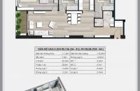 Bán gấp căn hộ 04 Ecolife Capitol 111.8 tr/m2, 3PN, 2WC, ban công 2 mặt thoáng