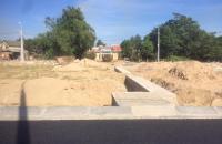 Bán đất khu phố chợ song song quốc lộ 1A ngay trạm thu phí