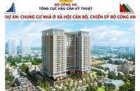 Nhận đặt suất ngoại giao nhà ở chiến sĩ Bộ Công An 282 Nguyễn Huy Tưởng 16tr/m2 LH: 0904560697