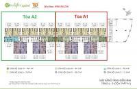 Cần tiền bán gấp căn 01, tòa A2, chung cư Ecolife Capitol, DT 103,1m2, giá 28.2tr/m2, có gia lộc