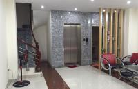 Bán nhà mặt phố Trần Cung, quận Cầu Giấy, DT 62m2, 8 tầng, 10.2 tỷ, thang máy, KD đỉnh