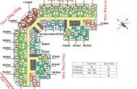 Chính chủ cần bán CC T&T Riverview 440 Vĩnh Hưng, căn 1808, DT: 90.25m2, giá 20tr/m2. 0936338736
