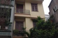 Bán nhà Võ Thị Sáu, quân Hai Bà Trưng,  35 m2, 3 tầng, mặt tiền 3.5 m, 2,05 tỷ.