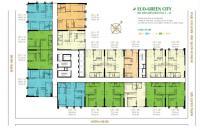 Bán gấp căn hộ 67m2 tòa CT3 chung cư Eco Green City, tầng 16, giá 24tr/m2. LH: 0981.017.215
