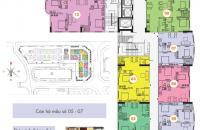 Bán CC CT1B Nghĩa Đô 106 Hoàng Quốc Việt, 2 ngủ, 1 vs, 54.5m, giá 1.7 tỷ (Giá gốc với chủ đầu tư)