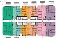Chính chủ bán gấp chung cư 360 Giải Phóng căn 1210, tòa P2, DT 77.36m2, giá 25tr/m2. LH 0981129026