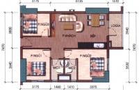 Chính chủ bán căn hộ 82.25m2 tòa HH3 Linh Đàm - 3PN 2VS. Căn góc view sân chung. Chỉ 1.3 tỷ (bao tên)