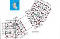 Chính chủ bán gấp căn hộ 7B tầng 16 chung cư CT1 Thạch Bàn, DT 75,16m2, giá 15 tr/m2. LH 0942952089