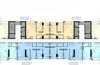 Bán gấp chung cư Hong Kong Tower, căn 1805 tòa A, DT 107m2, giá bán 34tr/m2