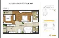 Bán căn hộ chung cư T&T Riverview căn 06 tòa A dt 96,21m2, 2pn,giá 20.5tr/m2 liên hệ: 0963 565 236