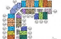 Chính chủ cần bán căn hộ 08 tòa A chung cư T&T Riverview, 74.63m2/2PN, giá 20 tr/m2, hướng Đông Nam