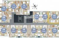 Tôi cần bán căn 1209, DT 61,39m2m2, giá 20tr/m2 ở FLC Quang Trung Star Tower, LH 0934568193