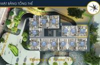 Bán CHCC FLC Star Tower 418 Quang Trung, căn tầng 1905, DT: 78.94m2, giá 19tr/m2. LH: 0936071228
