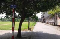 Bán đất phân lô ngõ 44 Đức Giang, Long Biên, dt 40m, giá 35tr/m. Lh Thu 0934549288