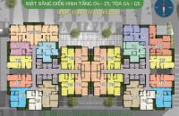 Bán căn hộ chung cư Five Star Kim Giang, căn tầng 1812 DT: 102m2, giá 22tr/m2. LH: 0934646229