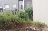 Bán đất vuông đẹp khu tái định cư Trâu Quỳ