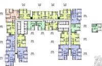 Bán cắt lỗ giá 2.2 tỷ căn 16.08 (73m2 + 2 PN) chung cư Gardenia Vinhomes, LH: 0989.218.798
