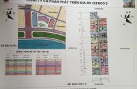 Bán căn hộ chung cư HH03B Thanh Hà Cienco 5 – 12tr/m2