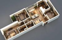Cần tiền nên bán gấp căn hộ cao cấp tại chung cư The Pride diện tích 94.1m2 – 3PN