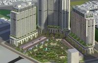 Bán suất ngoại giao chung cư IA20 Ciputra Nam Thăng Long, 100,6m2, giá 16.6 tr/m2 + Chênh 60tr