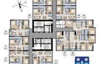 Bán gấp CH chung cư Goldmark City, căn tầng 1816, DT 83,46 m2, giá 2.3 tỷ/căn. LH 0934568193