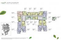 Bán gấp căn hộ 15 chung cư Vinhomes Gardenia, 106m2, 3pn, 2wc, giá bán: 34tr/m2. LH: 0962,859,938