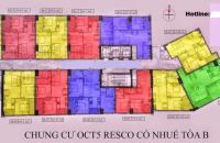 Cần bán gấp căn B03, DT 118m2, chung cư OCT5 Thành Ủy, giá 19.5 tr/m2, có thương lượng. 0981129026