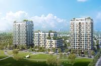 Bán căn B705 DT 65.98m2 thiết kế 2 PN, 2 WC, chung cư Valencia Garden với giá gốc của CĐT