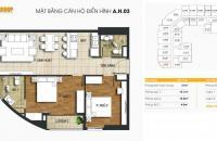 Bán căn T&T Riverview, căn góc 03 tòa A, 85.07m2, 2PN, giá 20tr/m2. Liên hệ: 0978 967 149