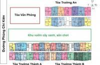 CC bán cắt lỗ CC Tràng An Complex tầng 1501 (74,4m2) CT2A và 1510 (104m2) CT1, giá 32 tr/m2