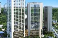Chung cư khu vực Mỹ Đình, CC The Garden Hill, diện tích 89m2, giá 27tr/m2