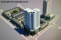 Bán căn hộ chung cư cao cấp tại Đại Mỗ, chỉ 15.5 triệu/ m2