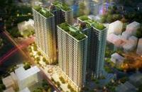 Bán gấp căn hộ 2 PN chung cư Hòa Bình Green City, full đồ 2,5 tỷ, LH 0976572420